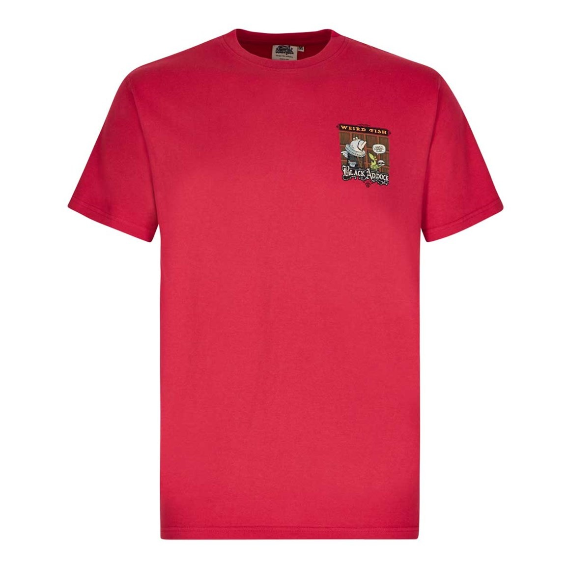 Weird fish blackaddock artist t shirt ebay for Weird fish t shirts