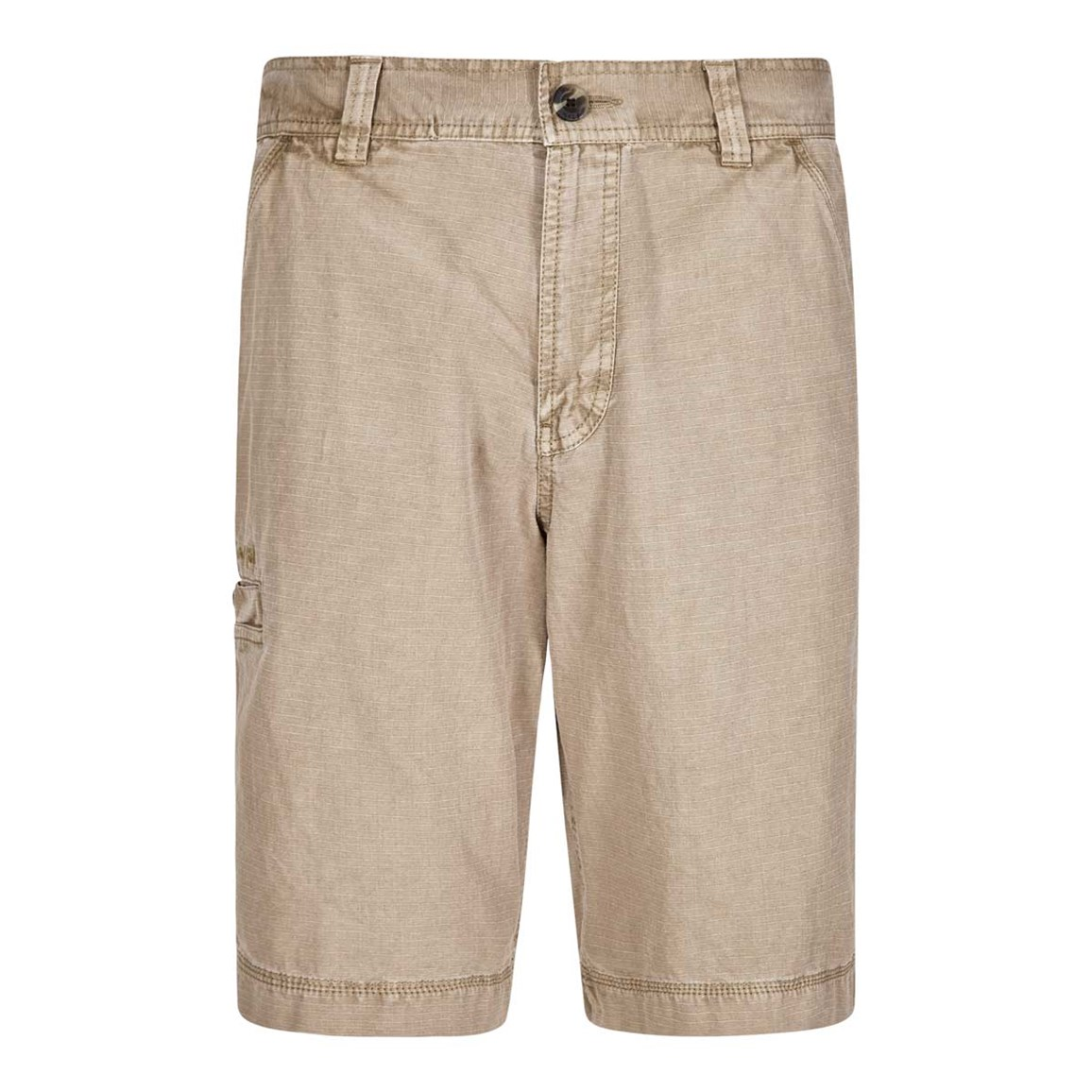 Weird Fish Bellial Casual Cotton Chino Short Biscuit