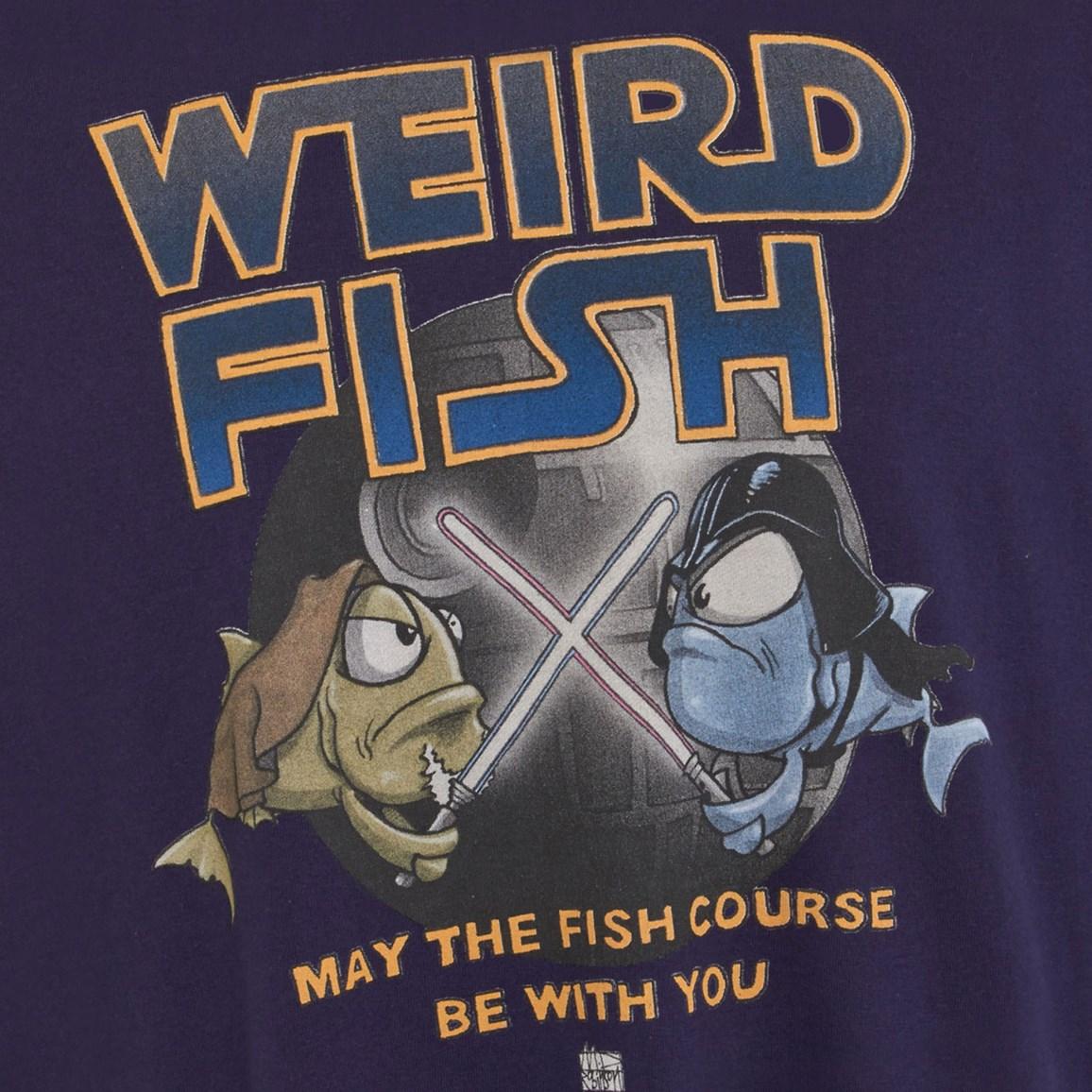 Shirt design course - Fish Course Artist T Shirt Rich Navy