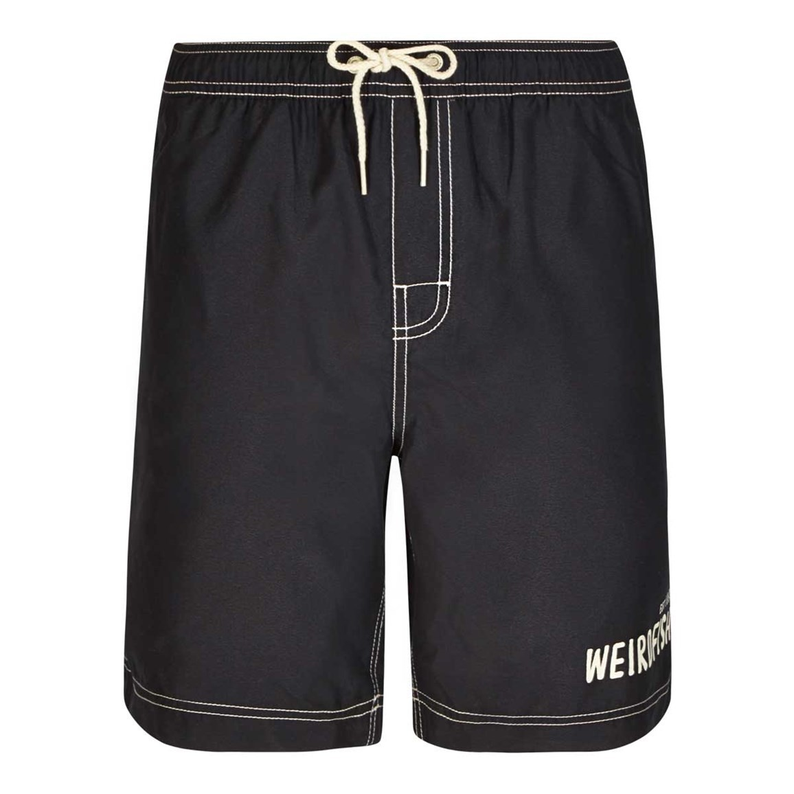 Weird Fish Volac Branded Board Short Navy