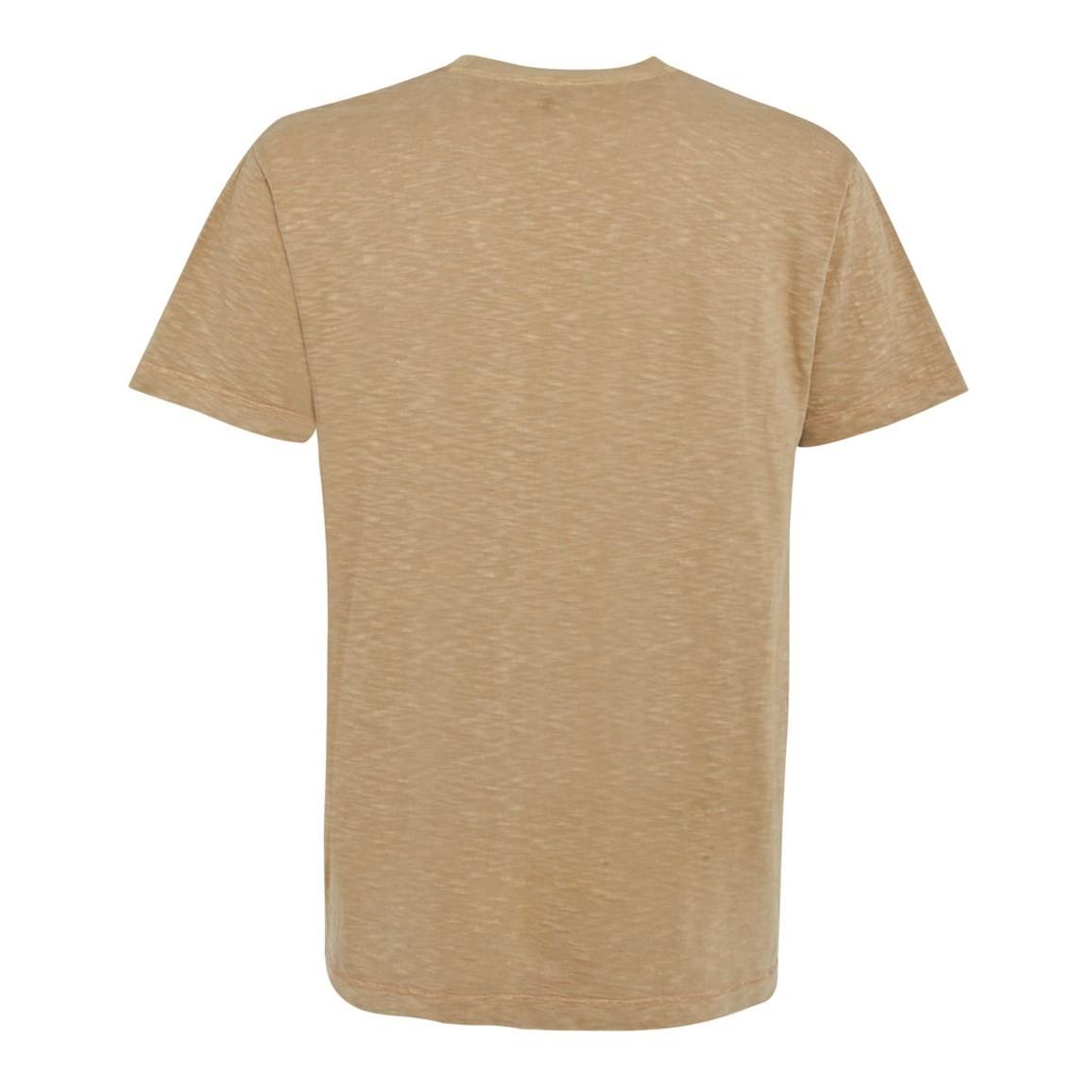 Shipping Printed Graphic T Shirt Pebblestone