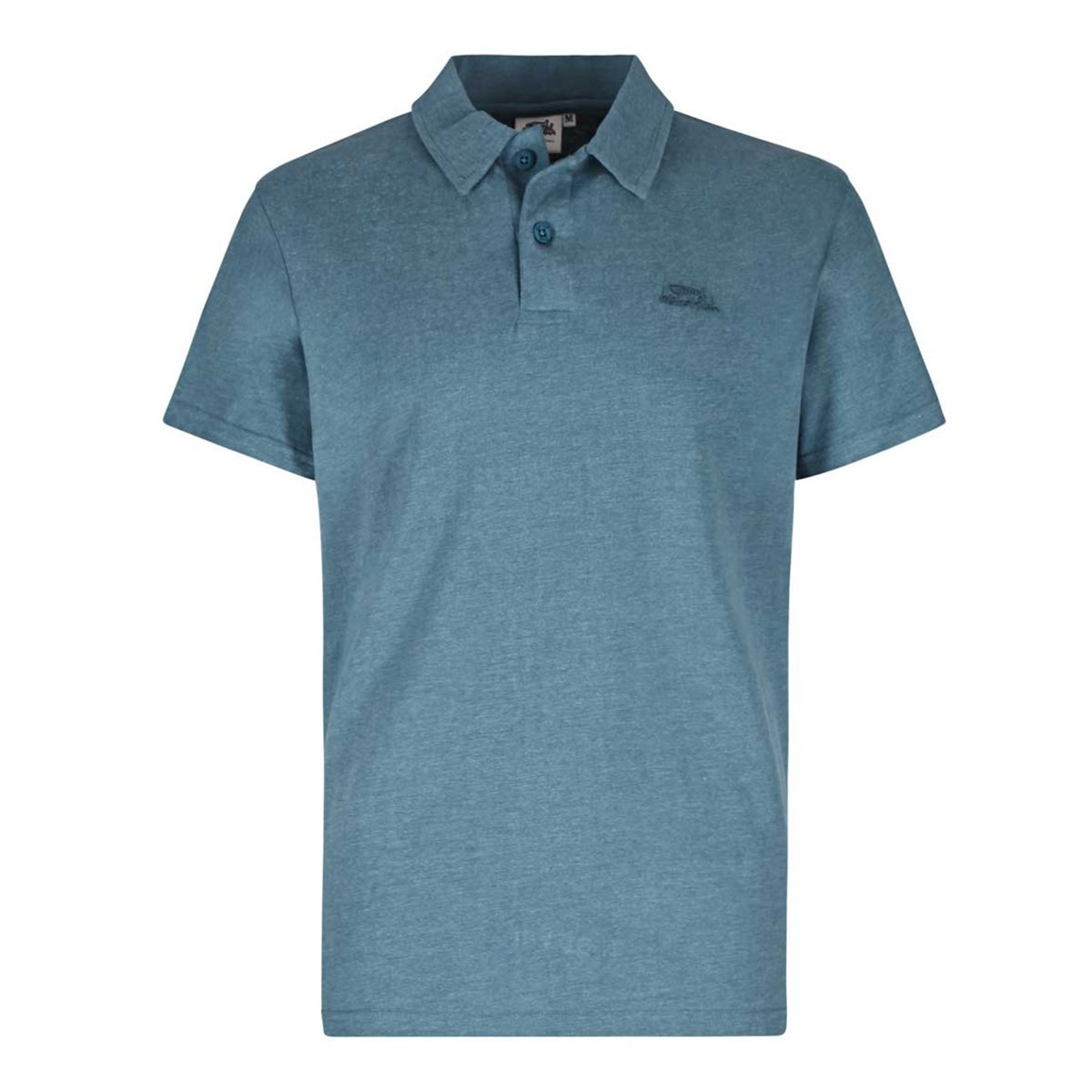 Image of Weird Fish Andre Classic Polo Shirt China Blue Size S