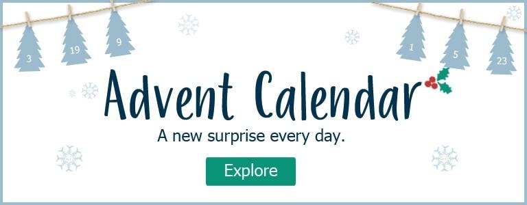 Explore Advent Calendar