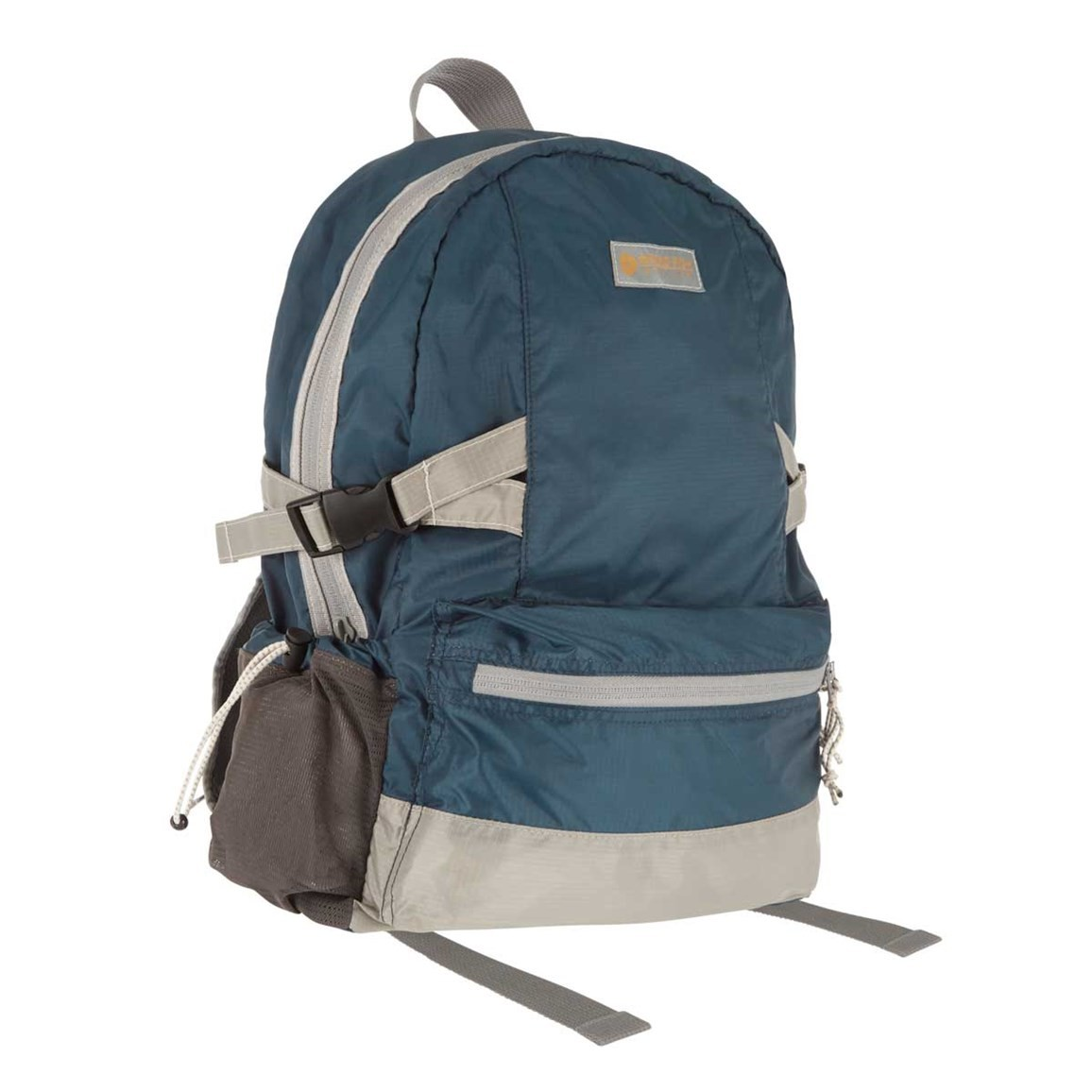 Weird Fish Wingspan Ripstop Packaway Backpack Moonlight Blue Size ONE