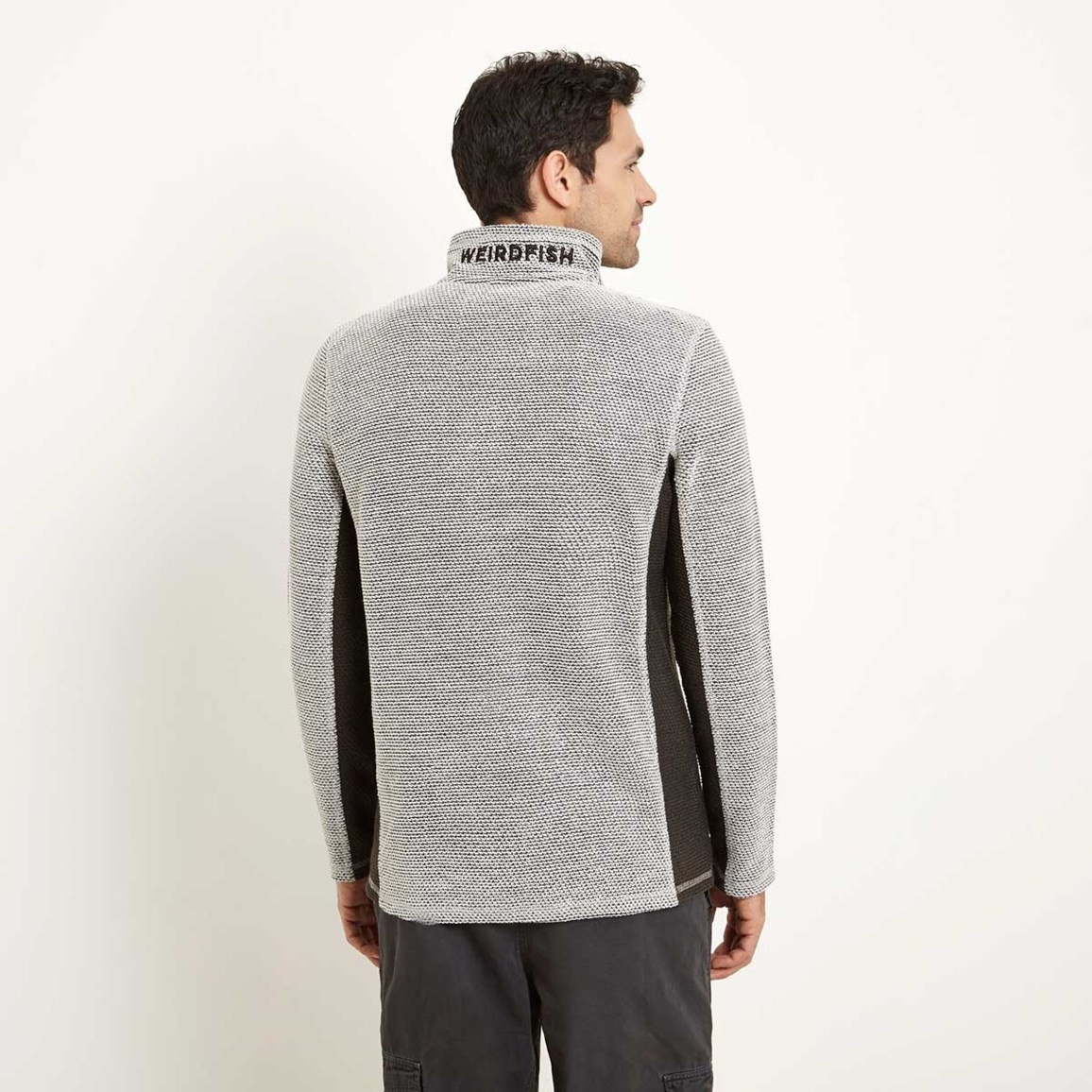 Siren 1/4 Zip Mac Active Macaroni Sweatshirt | eBay