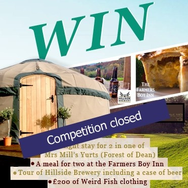 Competition now closed