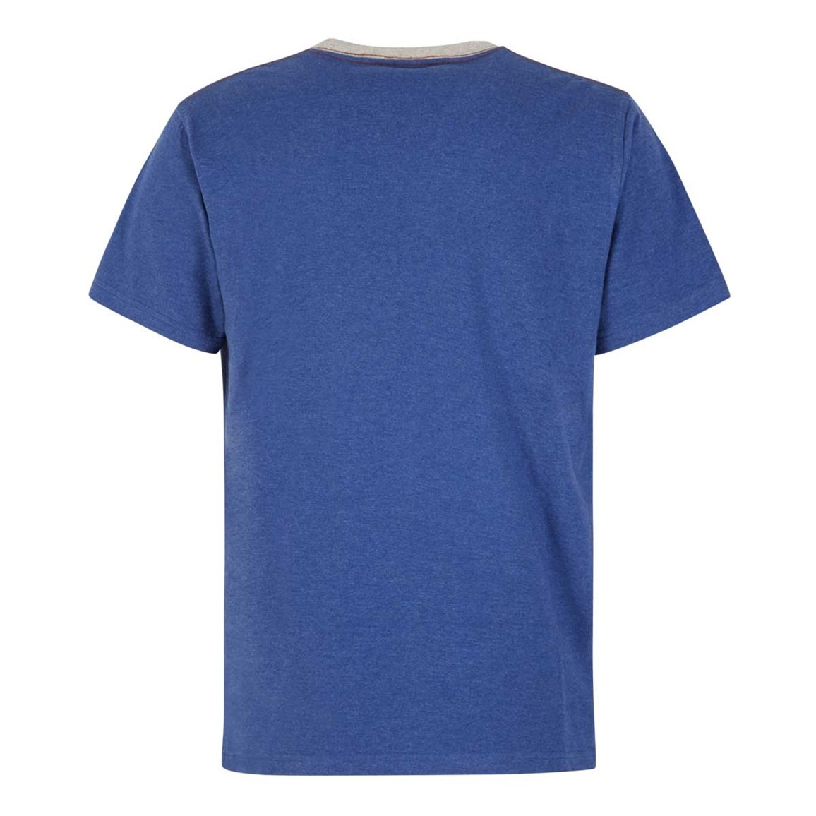 Supply graphic print t shirt estate blue for Graphic t shirt printing company