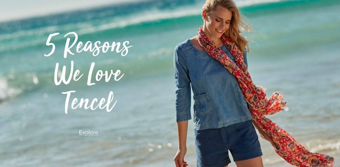 Explore why we love Tencel