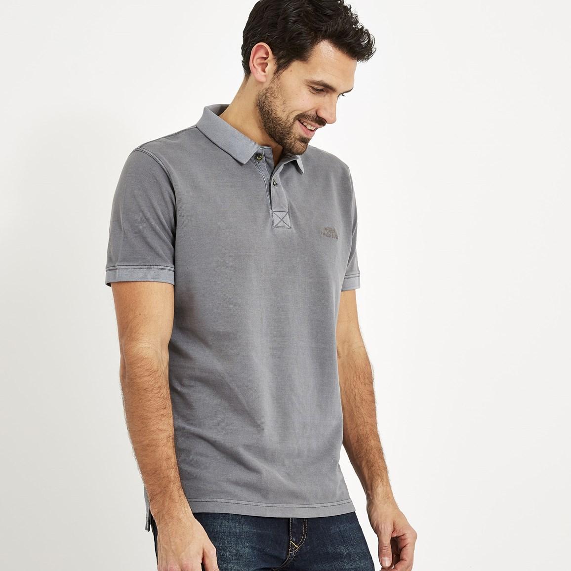 Weird Fish Lenny Pique Polo Shirt Size 4XL