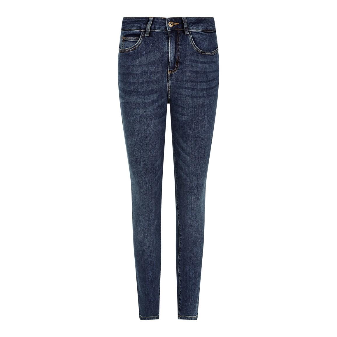 Women's Trousers Weird Fish Rini Slim Fit Denim Jean Denim Size 16 L