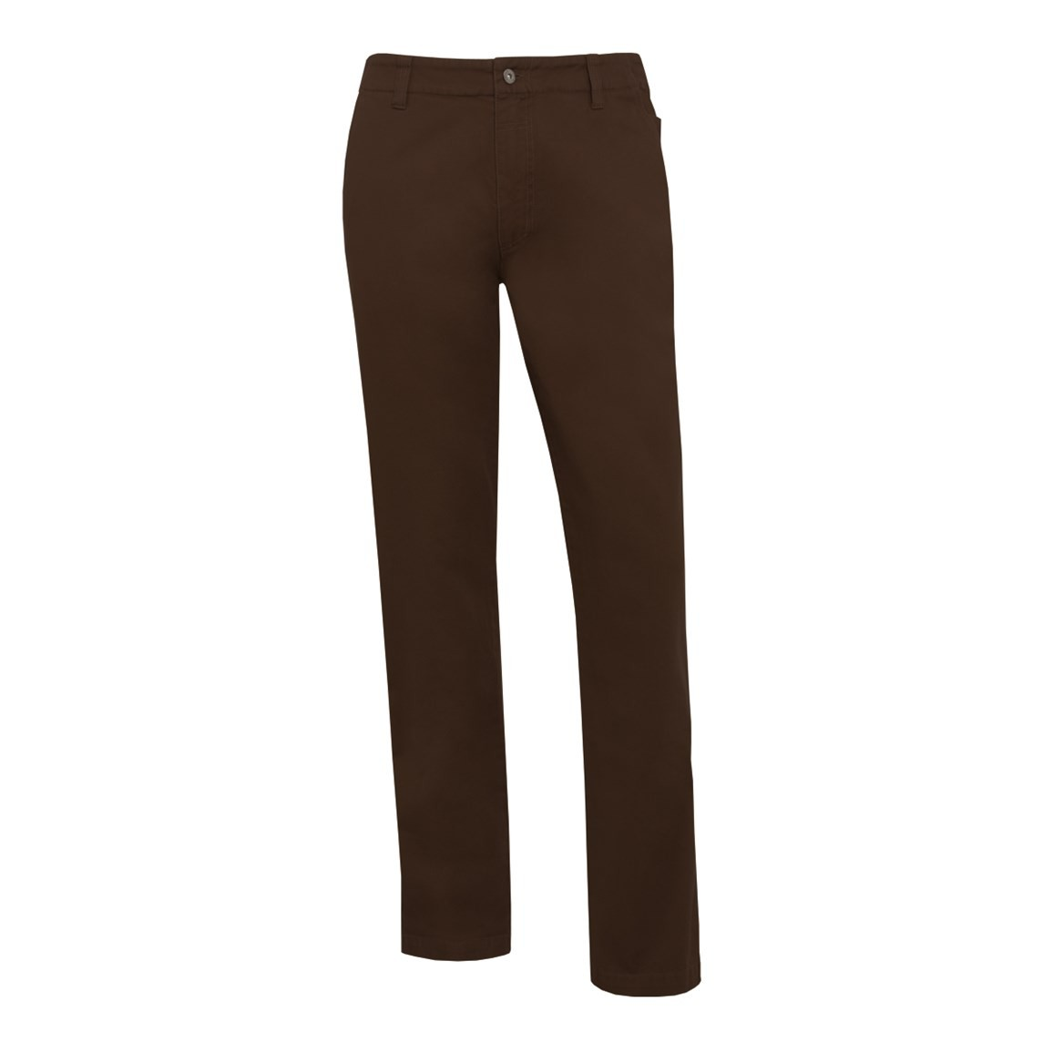 Weird Fish Angler 5 Pocket Chino Trouser Brown Size 30 L