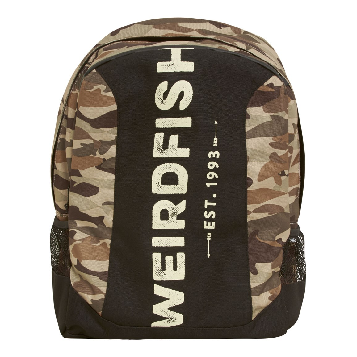 Weird Fish Bolakha Fishcamo Backpack Camo