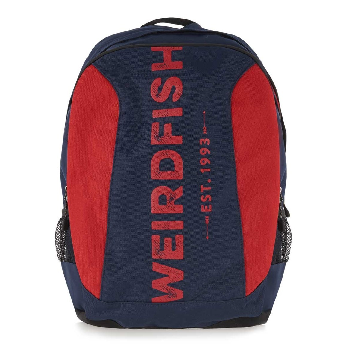 Weird Fish Astera Sport Backpack Dark Navy Size ONE