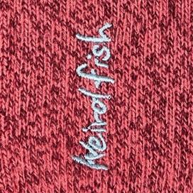 Barda Textured Full Zip Hoody Foxberry