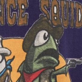 Butch Bassidy Artist T-Shirt Rich Navy