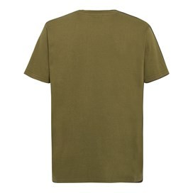 Butch Bassidy Artist T-Shirt Moss Green