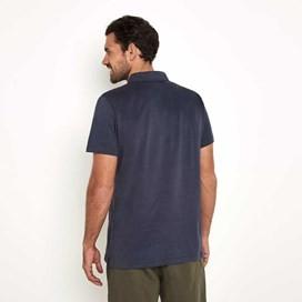 Andre Classic Polo Shirt Dark Navy