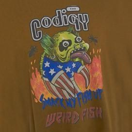 Codigy Artist T-Shirt Moss Green