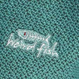 Parkway 1/4 Zip Deluxe Tech Macaroni Sweatshirt Sea Green