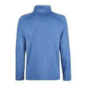 Geonre 1/4 Neck Zip Sweatshirt Dark Blue