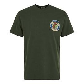 Cod Goblin Artist T-Shirt Thyme