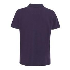 Barros Pique Polo Shirt Rich Navy