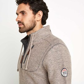 Thor 1/4 Zip Tech Mac Sweatshirt String