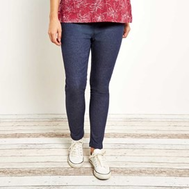 Yoko Stretch Jegging Dark Navy