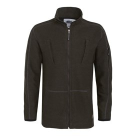 Inverse Super Macaroni - Full Zip Jacket Licorice