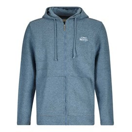 Beacon Full Zip Macaroni Hoodie China Blue