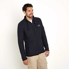 Siret Full Zip Tech Macaroni Jacket Carbon