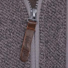 Status ¼ Zip Tech Soft Knit Fleece Slate