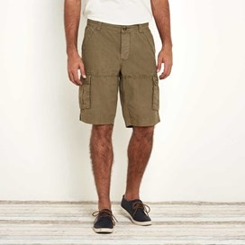 Oso Cotton Cargo Short Military Olive