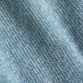 Vogel 1/4 Zip Soft Knit Fleece Aqua blue