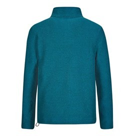 Sickle Full Zip Macaroni Sweatshirt Dark Jade