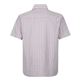 Charles Short Sleeve Check Shirt Jester Red