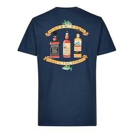 That's The Spirit Artist T-Shirt Moonlight Blue