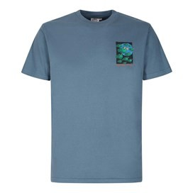 Anglers Artist T-Shirt China Blue