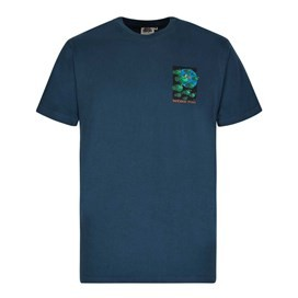 Anglers Artist T-Shirt Moonlight Blue