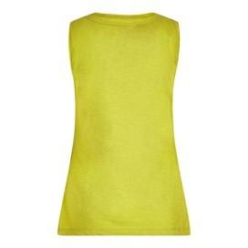 Hanoi Cotton Outfitter Vest Top Citronella