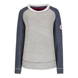 Chakra Active Macaroni Sweatshirt Ecru