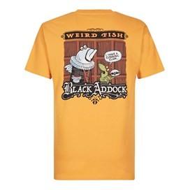Blackaddock Artist T-Shirt Old Gold