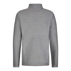 Cruiser Classic ¼ Zip Macaroni Sweatshirt Gunmetal