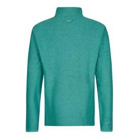 Cruiser 1/4 Zip Classic Macaroni Sweatshirt Light Teal