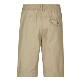 Romie Relaxed Casual Short Taupe Grey