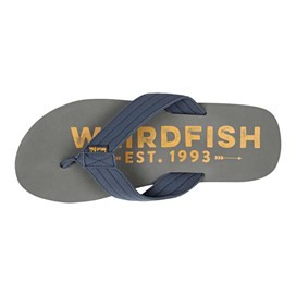 Hoider Printed Flip Flop Moonlight Blue