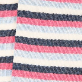 Parade Patterned Sock 3 Pack Navy