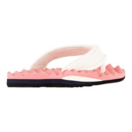Cayman Waffle Sole Flip Flop Hot Pink