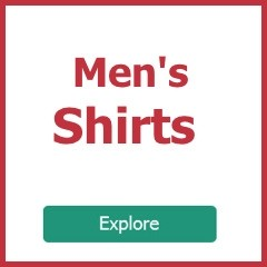 Explore men's shirts