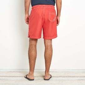 Soundwave Piped Board Short Radical Red
